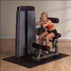 Разгибание спины/сгибание для мышц живота DАВВ-SF (Body-Solid PRO-DUAL)