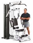 Многофукциональный тренажёр с одним весовым стеком EXM-2000S (Body-Solid)