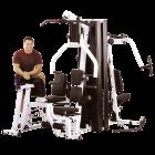Многофукциональный тренажёр с двумя весовыми стеками EXM3000LPS (Body-Solid)