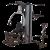 Многофукциональный тренажёр с одним весовым стеком F500 (Body-Solid FUSION)
