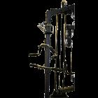 "Опция ""Стойка для  хранения аксессуаров (до 12 шт.) на мультистанции"" GRACK для G1S, G2B, G3S, G4I, G5S, G6B, EXM1500S (Body-Solid)"