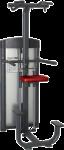 Подтягивание/отжимание с помощью KFDCA (KRAFT FITNESS BASE LINE)