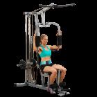 Многофункциональный тренажер на свободных весах PHG1000X (Body-Solid POWERLINE)