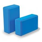Блок для йоги, синий 23х15х10см SF-YB (SKYFIT)