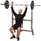 Профессиональная скамья для вертикального жима штанги SPBG-368 (Body-Solid ProClubLine)