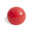 Мяч для пилатес 12 см 1 кг