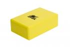 Блок для йоги ZIVA желтый