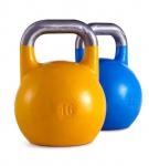 Гири соревновательные ZIVA комплект из 5 шт 8 - 24 кг (шаг 4 кг)