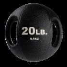 Тренировочный мяч с хватами 11,3 кг (25lb)
